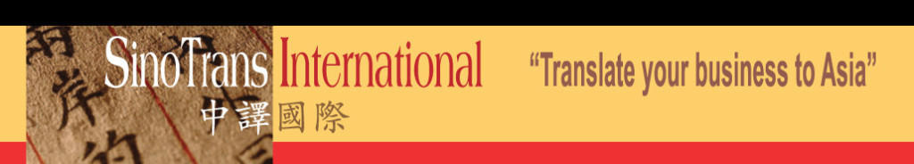 SynoTrans International banner image
