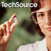 TechSource designed by Alan Smith
